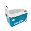 Kép 1/6 - Makita DCW180Z akkus hűtő és melegentartó láda 18V LXT (12V/24V 230V)