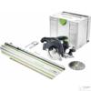 Kép 7/7 - Festool Akkus kézi billenőbúrás körfűrész HKC 55 Li EB-Basic-FSK 420