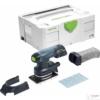 Kép 7/7 - Festool Akkus vibrációs csiszoló, RTSC 400 Li-Basic