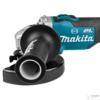 Kép 16/22 - Makita DGA506Z 18V LXT Li-ion BL 125mm sarokcsiszoló Z + FÉK