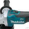 Kép 2/31 - Makita DGA506RTJ 18V LXT Li-ion BL 125mm sarokcsiszoló 2x5,0Ah + FÉK