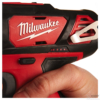 Kép 15/30 - Milwaukee M12BPD-202X M12™ ÜTVEFÚRÓ-CSAVAROZÓ