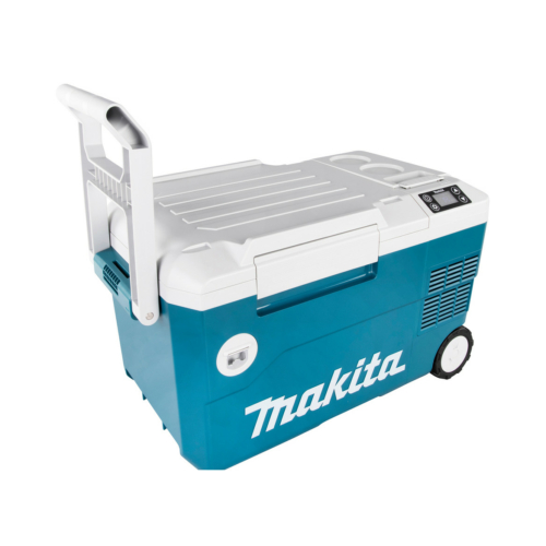 Makita DCW180Z akkus hűtő és melegentartó láda 18V LXT (12V/24V 230V)