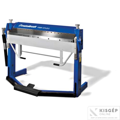 Optimum Lemezhajlító gép FSBM 1020-25 E manuális 1020/2,5mm/135°