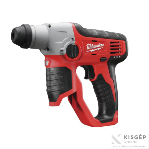 Milwaukee M12H-0 M12 SDS+ kalapács