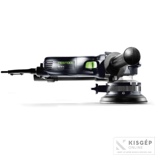 Festool Renováló maró, RG 80 E-Set DIA HD