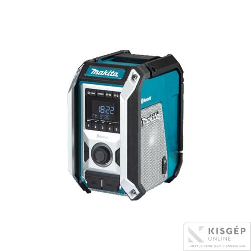 Makita DMR114 12V max CXT - 18V LXT Li-Ion BLUETOOTH rádió