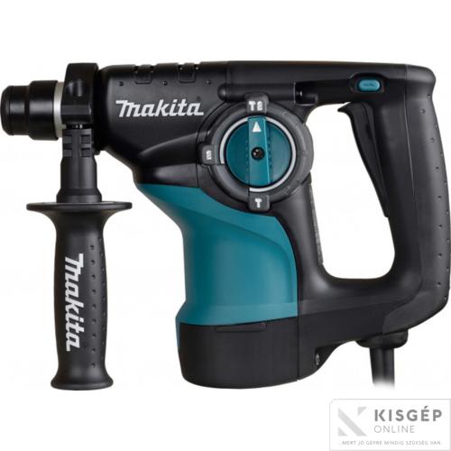 Makita HR2810 800W 2,8J SDS-Plus fúró-vésőkalapács