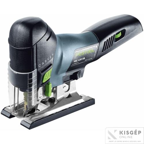 Festool Akkus szúrófűrész, PSC 420 EB-Basic