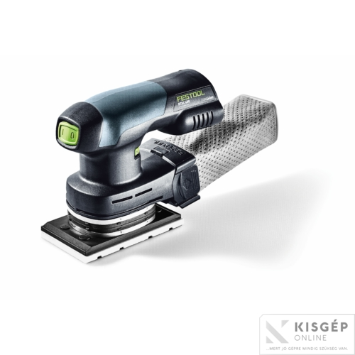 Festool Akkus vibrációs csiszoló, RTSC 400 Li-Basic