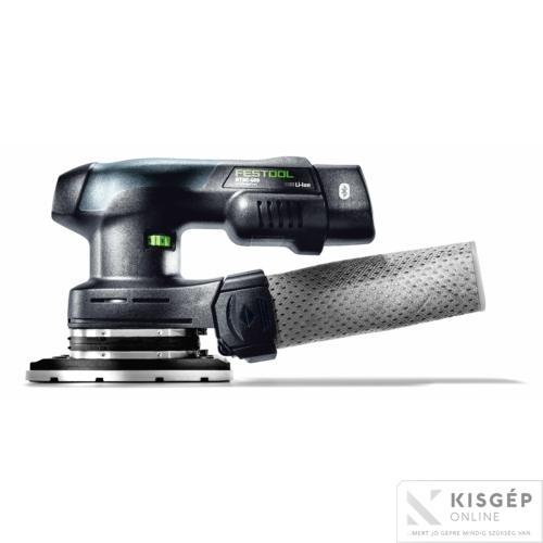 Festool Akkus vibrációs csiszoló RTSC 400 Li 3,1 I-Plus
