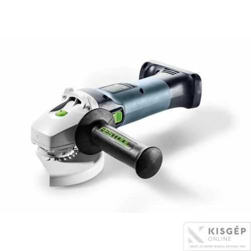 Festool Akkus sarokcsiszoló AGC 18-125 Li EB-Basic