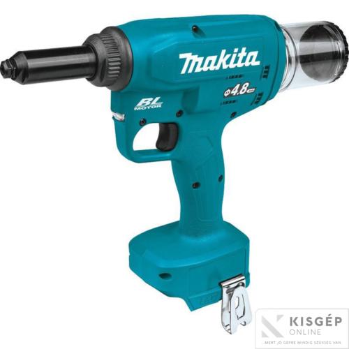 Makita DRV150RFE 18V LXT Li-ion BL 2,4-4,8mm popszegecshúzó 2x3,0Ah