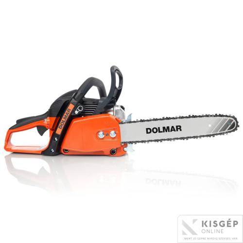 """DOLMAR PS-35C-35B 35,0cm3 benzinmotoros láncfűrész 2,3Le, 35cm, 3/8"""", 1,3mm"""