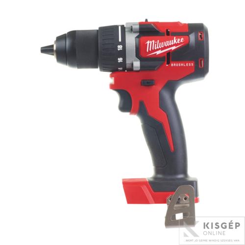 Milwaukee M18 CBLDD-0X  M18™ kompakt szénkefe nélküli fúrócsavarozó