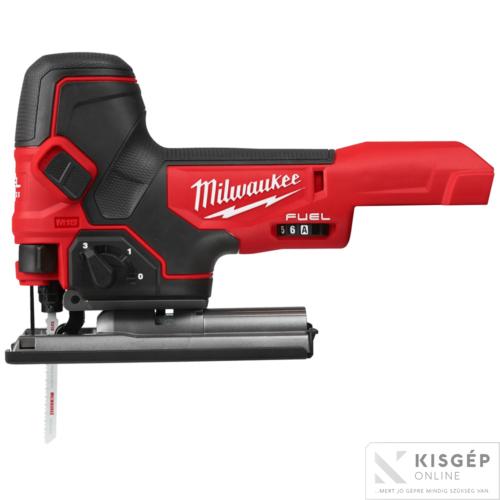 Milwaukee M18 FBJS-0X  M18 FUEL szúrófűrész