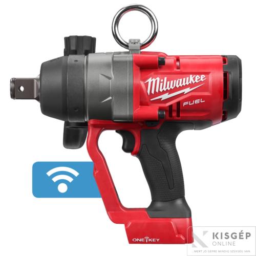 Milwaukee M18 ONEFHIWF1-0X  ONE-KEY™ FUEL™1˝ ütvecsavarozó biztosítógyűrűvel